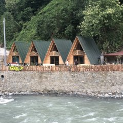 Tanura Bungalows Турция, Чамлыхемшин - отзывы, цены и фото номеров - забронировать отель Tanura Bungalows онлайн бассейн