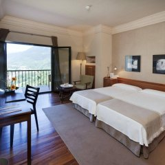 Отель Parador de Vielha комната для гостей фото 2