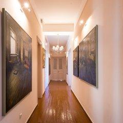 Отель Home and Art Suites Греция, Афины - отзывы, цены и фото номеров - забронировать отель Home and Art Suites онлайн интерьер отеля фото 2