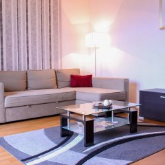 Апартаменты Senator Apartments Budapest комната для гостей фото 5