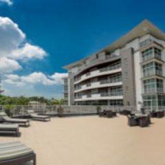 Отель The George пляж фото 2