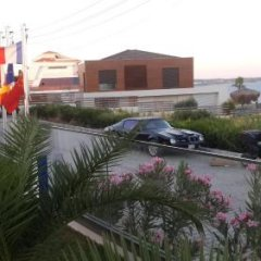 Mavi Panorama Butik Hotel Чешме парковка