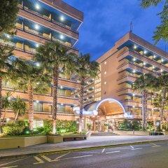 Отель 4R Playa Park фитнесс-зал