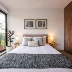 Отель Charming 3BR 2BA Apt in Roma Norte Мехико комната для гостей