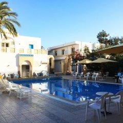 Отель Djerba Saray Тунис, Мидун - отзывы, цены и фото номеров - забронировать отель Djerba Saray онлайн бассейн