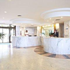 Hotel & Spa SEntrador Playa интерьер отеля