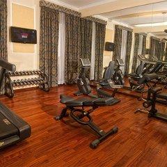Отель Ambasciatori Palace Hotel Италия, Рим - 4 отзыва об отеле, цены и фото номеров - забронировать отель Ambasciatori Palace Hotel онлайн фитнесс-зал фото 4