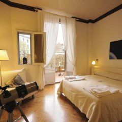 Отель La Terrazza Su Boboli Флоренция комната для гостей фото 2