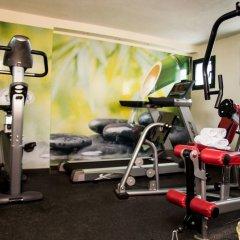 Hotel Cordoba Center фитнесс-зал