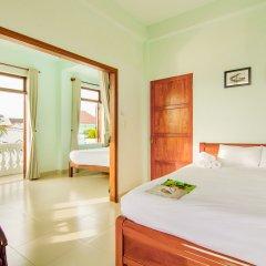 Отель An Bang Seasnail Homestay комната для гостей фото 4