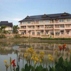 Отель Private Lagoon Villas