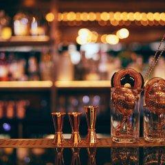 Отель Hilton London Bankside Лондон гостиничный бар
