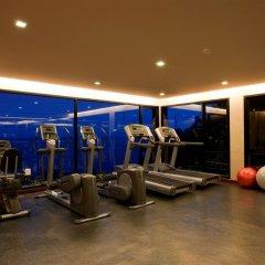 Отель Paresa Resort Пхукет фитнесс-зал фото 2