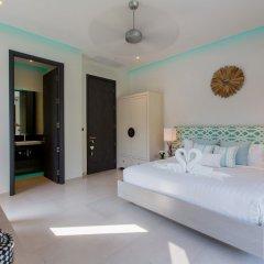Отель 5-Bedroom Villa Omari with Private Pool пляж Ката комната для гостей фото 2