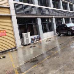 Отель Louis Business Hotel Китай, Чжуншань - отзывы, цены и фото номеров - забронировать отель Louis Business Hotel онлайн парковка