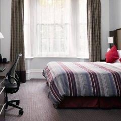 Отель The Grand At Trafalgar Square Лондон сейф в номере
