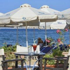 Отель Poseidon Athens Греция, Афины - 2 отзыва об отеле, цены и фото номеров - забронировать отель Poseidon Athens онлайн приотельная территория фото 2