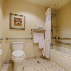 Отель Hilton Garden Inn Las Vegas Strip South США, Лас-Вегас - отзывы, цены и фото номеров - забронировать отель Hilton Garden Inn Las Vegas Strip South онлайн ванная