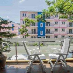 Отель Awesome Suite Мальдивы, Мале - отзывы, цены и фото номеров - забронировать отель Awesome Suite онлайн балкон