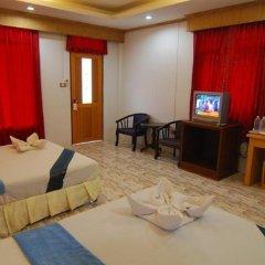 Отель Peace Paradise Beach Resort Ланта комната для гостей фото 4