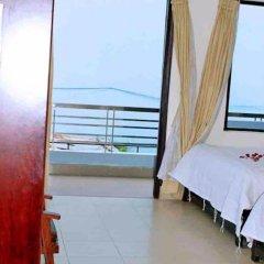 Отель Thien Ma Hotel Вьетнам, Нячанг - 2 отзыва об отеле, цены и фото номеров - забронировать отель Thien Ma Hotel онлайн балкон