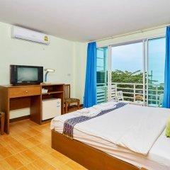 Отель Blue House Beach комната для гостей фото 2