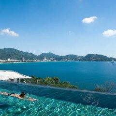 Отель Kalima Resort and Spa бассейн фото 3
