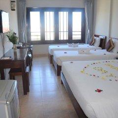 Sunshine Hotel Хойан комната для гостей фото 4