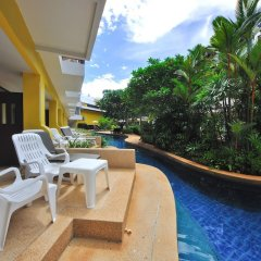 Отель Woraburi Phuket Resort & Spa балкон