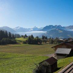 Отель Kernen Швейцария, Шёнрид - отзывы, цены и фото номеров - забронировать отель Kernen онлайн приотельная территория