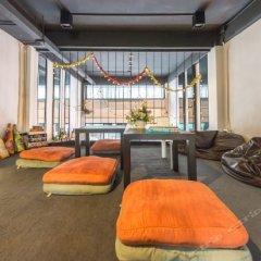 Laf Hotel Aree Бангкок интерьер отеля