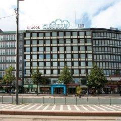 Отель Cumulus Hakaniemi парковка