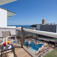 Hotel Samos балкон