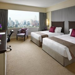 Dusit Thani Bangkok Hotel комната для гостей