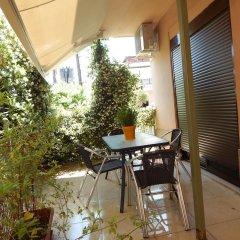 Отель Kripis Studio Pefkohori Греция, Пефкохори - отзывы, цены и фото номеров - забронировать отель Kripis Studio Pefkohori онлайн балкон