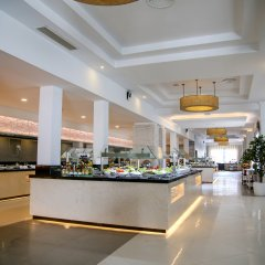 Отель Grand Bahia Principe Aquamarine Доминикана, Пунта Кана - отзывы, цены и фото номеров - забронировать отель Grand Bahia Principe Aquamarine онлайн питание фото 2