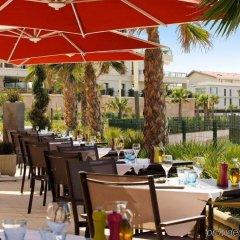 Отель Golden Tulip Villa Massalia питание