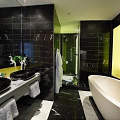 Отель Hilton Manchester Deansgate ванная фото 2