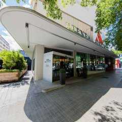 Апарт-отель Atenea Barcelona Барселона парковка