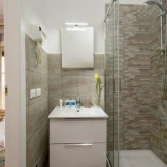 Отель CF Rome Rooms ванная