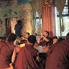 Отель Pavilions Himalayas Непал, Лехнат - отзывы, цены и фото номеров - забронировать отель Pavilions Himalayas онлайн помещение для мероприятий фото 2