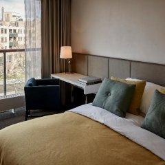 Отель Park Centraal Amsterdam 4* Улучшенный номер с различными типами кроватей фото 5