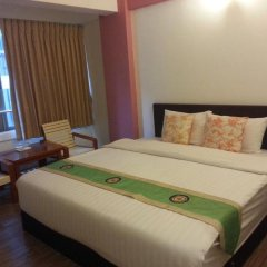 Sukhumvit Crown Hotel Бангкок спа