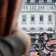 Отель Terminus Stockholm Швеция, Стокгольм - 2 отзыва об отеле, цены и фото номеров - забронировать отель Terminus Stockholm онлайн балкон