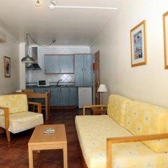 Апартаменты Alagoa Azul Apartments комната для гостей фото 5