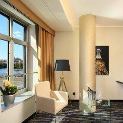Отель Dancing House Hotel Чехия, Прага - 2 отзыва об отеле, цены и фото номеров - забронировать отель Dancing House Hotel онлайн комната для гостей фото 3