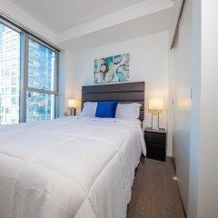 Отель Best Location Yaletown Luxury Suites Канада, Ванкувер - отзывы, цены и фото номеров - забронировать отель Best Location Yaletown Luxury Suites онлайн комната для гостей фото 4