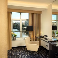 Отель Dancing House Hotel Чехия, Прага - 2 отзыва об отеле, цены и фото номеров - забронировать отель Dancing House Hotel онлайн комната для гостей фото 4