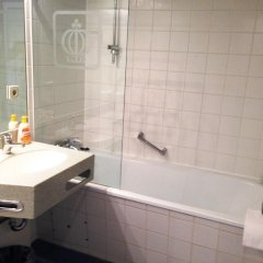 Отель Königshof The Arthouse Германия, Кёльн - отзывы, цены и фото номеров - забронировать отель Königshof The Arthouse онлайн ванная фото 2