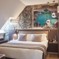 Hotel Indigo Paris Opera Париж комната для гостей фото 4
